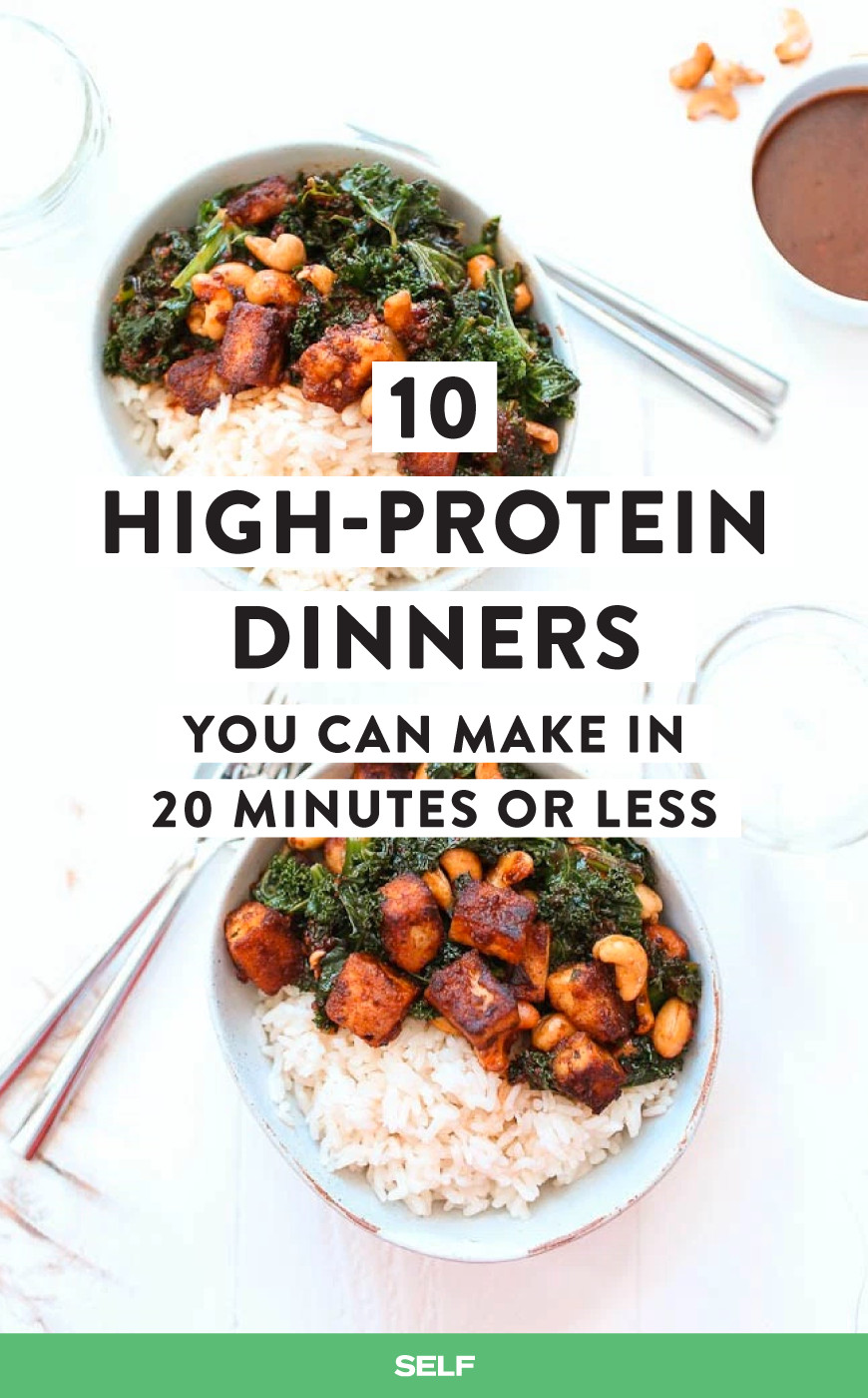 Healthy Protein Dinners  Best 25 Healthy protein dinner recipes ideas on Pinterest