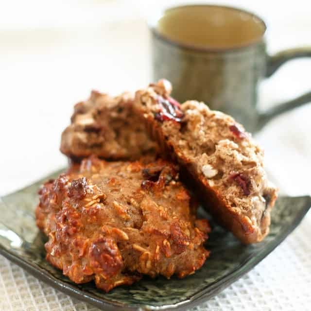 Healthy Protein Oatmeal Cookies  High Protein Healthy Oatmeal Cookies • The Healthy Foo