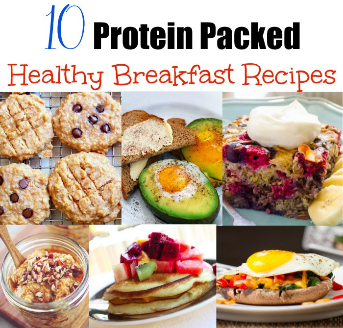 Healthy Protein Packed Breakfast  Protein Packed Healthy Breakfasts