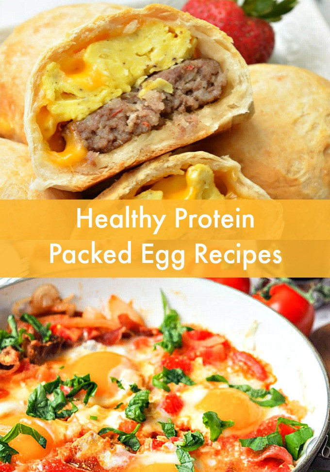 Healthy Protein Packed Breakfast  5 Protein Packed Breakfast Egg Recipes SoFabFood
