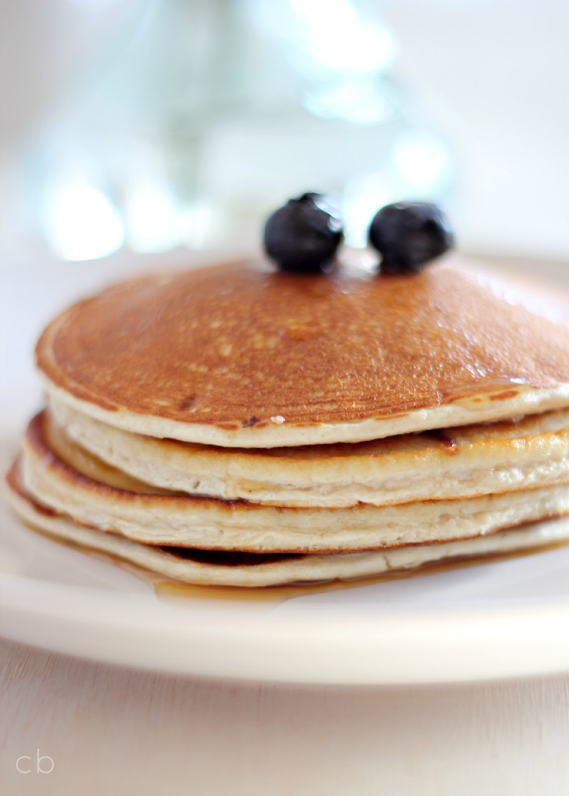 Healthy Protein Pancakes  Healthy Protein Pancake