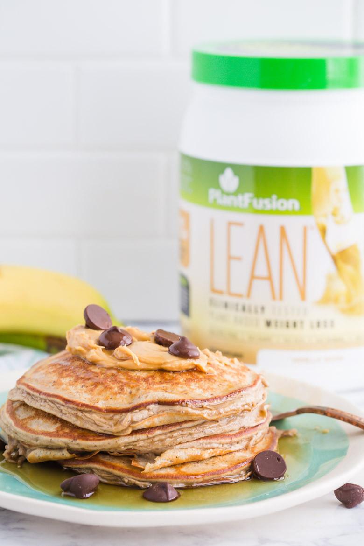 Healthy Protein Pancakes  Healthy Protein Pancakes 3 Ways