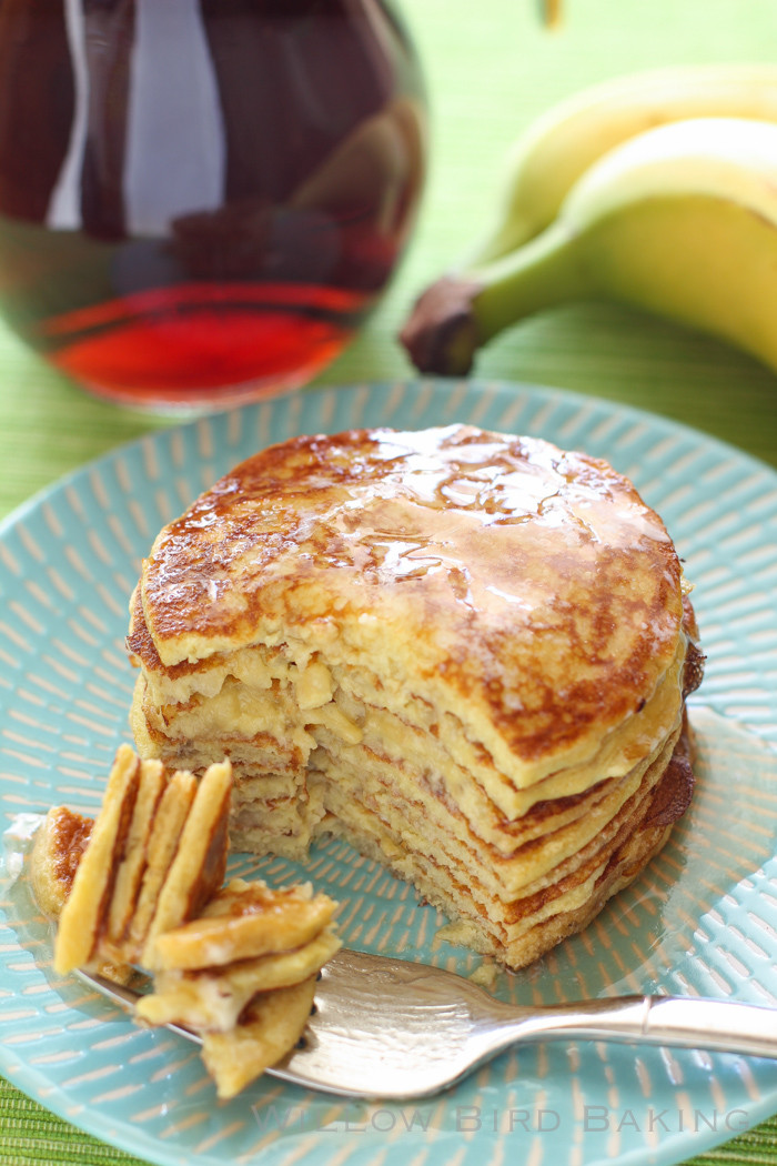 Healthy Protein Pancakes  Four Ingre nt Protein Pancakes and 16 other simple