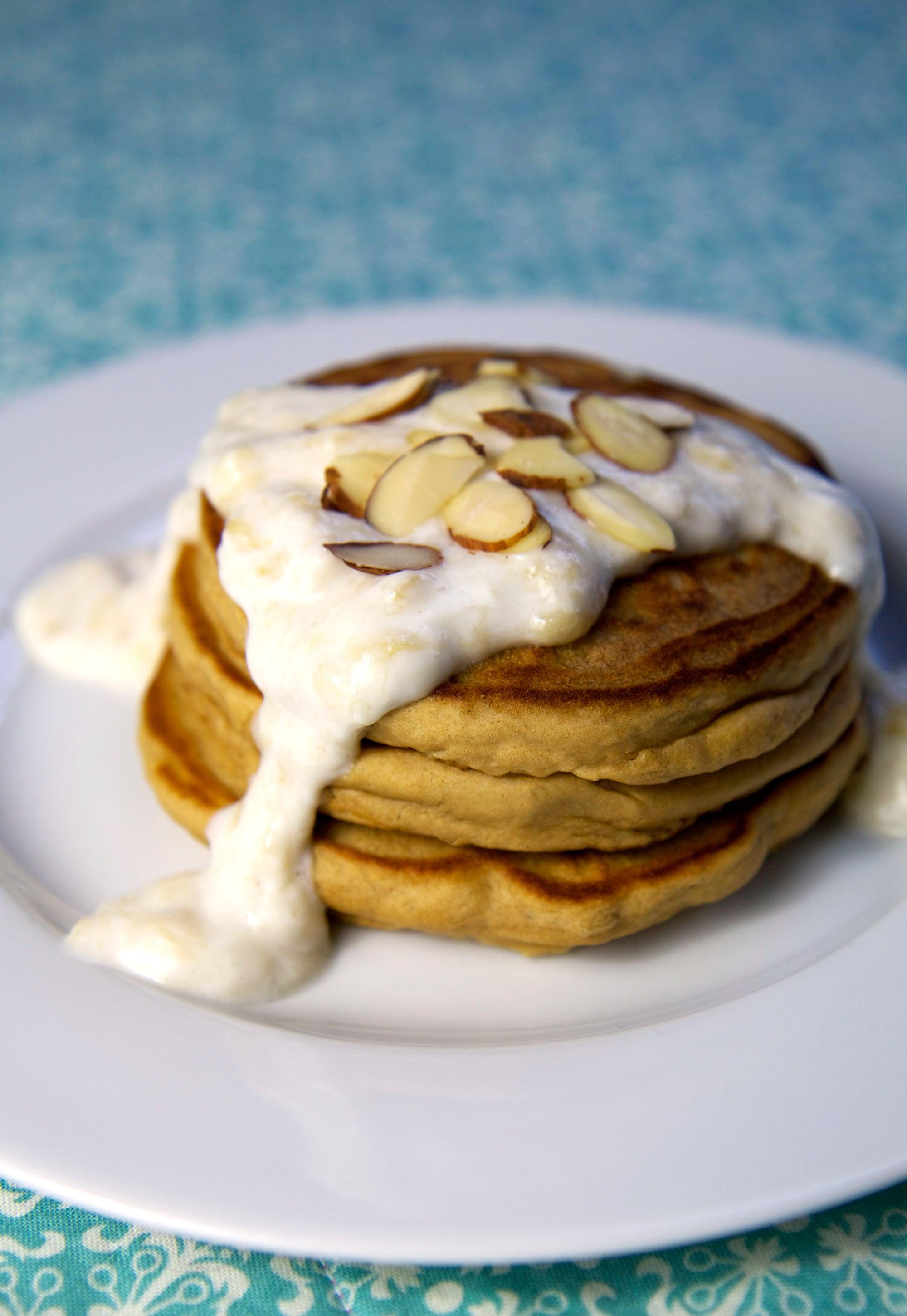 Healthy Protein Pancakes  High Protein Protein Pancakes