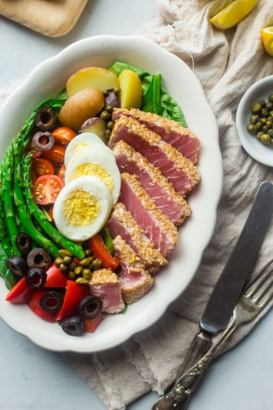 Healthy Protein Salads  30 of the BEST Healthy & Easy Salad Recipes
