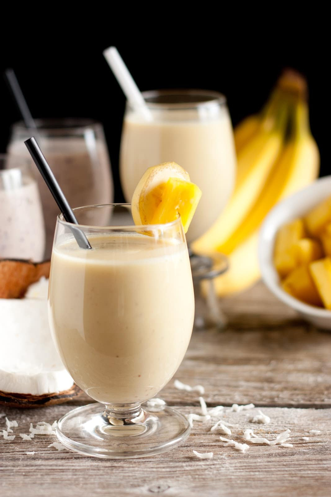 Healthy Protein Smoothies  Healthy Protein Smoothies Cooking Classy