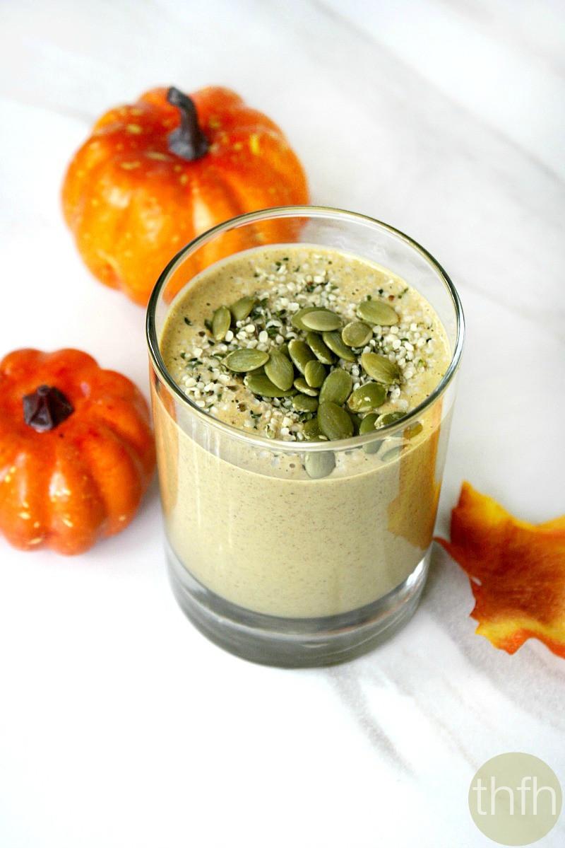 Healthy Protein Smoothies  Pumpkin Protein Smoothie