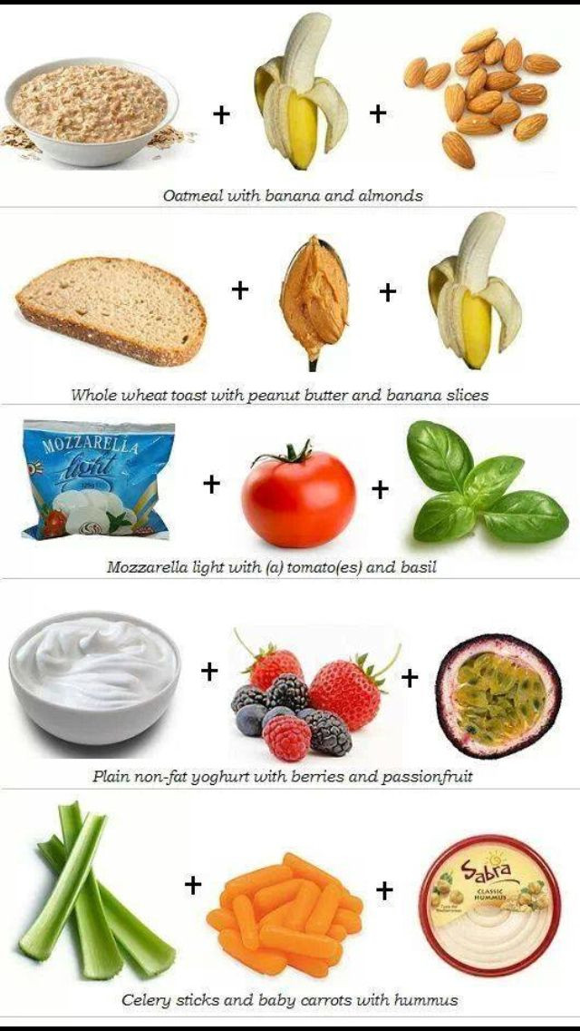 Healthy Protein Snacks  High protein snack ideas Food Pinterest