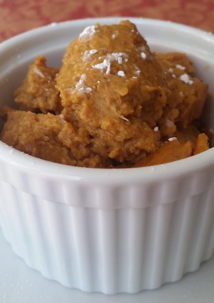 Healthy Pumpkin Bread Pudding  Healthy Pumpkin Pudding That Tastes Like Pumpkin Pie