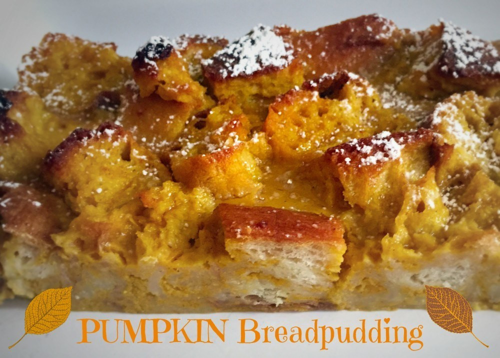 Healthy Pumpkin Bread Pudding  Healthy Recipes Archives Page 15 of 22 Ilkasblog