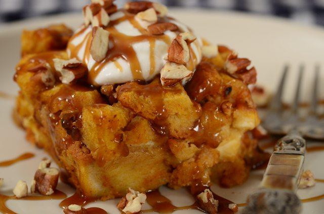 Healthy Pumpkin Bread Pudding  Pumpkin Bread Pudding Recipe Joyofbaking Video Recipe