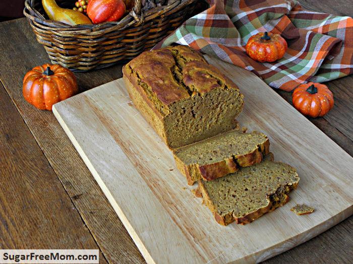 Healthy Pumpkin Bread Recipe No Sugar  GLUTEN FREE PUMPKIN BANANA BREAD NO SUGAR ADDED