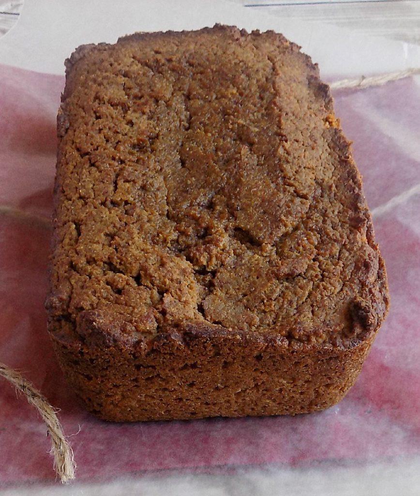 Healthy Pumpkin Bread Recipe No Sugar  Low Carb Pumpkin Bread