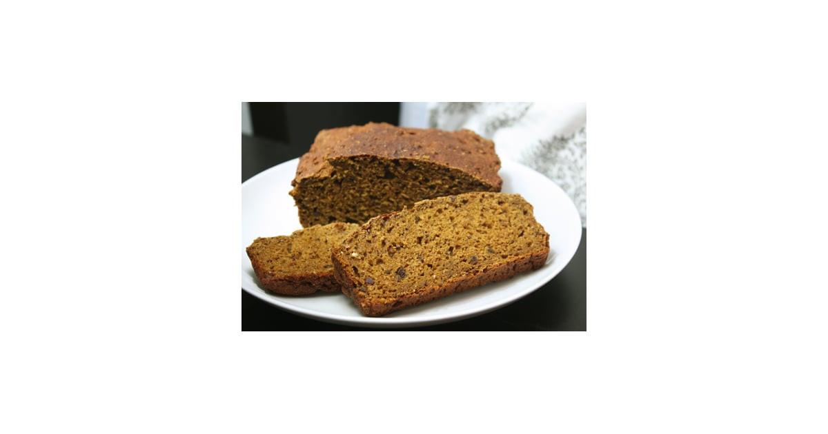Healthy Pumpkin Bread Recipe No Sugar  No Sugar Pumpkin Bread Recipe