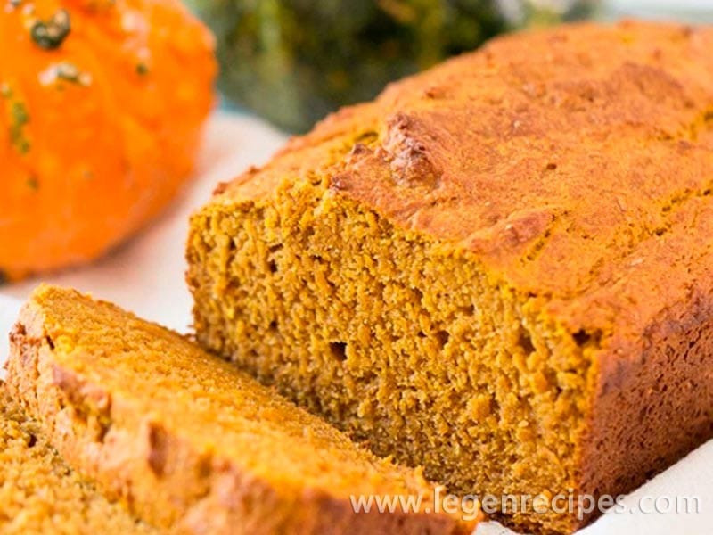 Healthy Pumpkin Bread Recipe With Canned Pumpkin  Healthy Pumpkin Bread Legendary Recipes