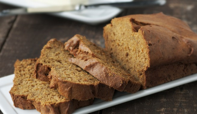 Healthy Pumpkin Bread Recipe With Canned Pumpkin  Heart Healthy Pumpkin Bread Recipe