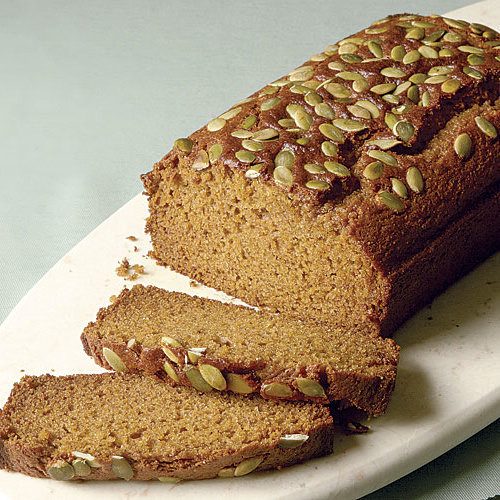 Healthy Pumpkin Bread Recipe With Canned Pumpkin  Olive Oil Pumpkin Bread FineCooking