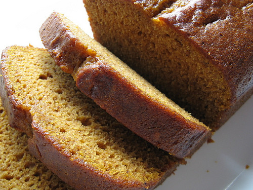 Healthy Pumpkin Bread Recipe With Canned Pumpkin  Pumpkin Bread Recipe Health Benefits