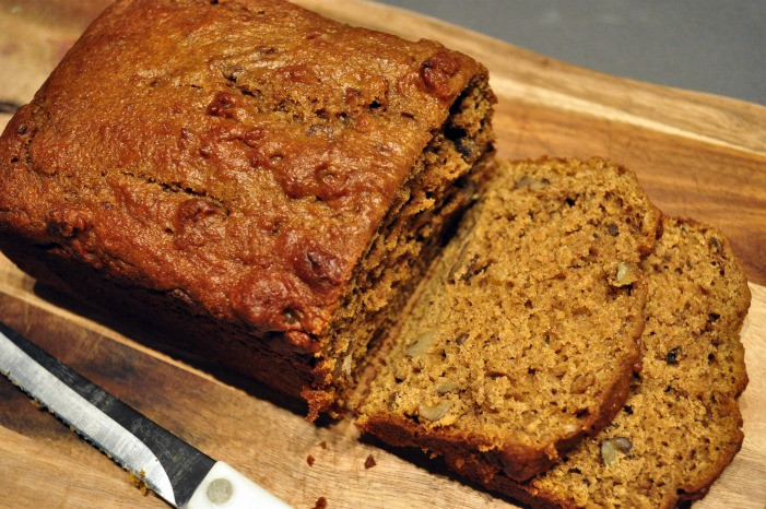 Healthy Pumpkin Bread With Yogurt  The Avid Appetite