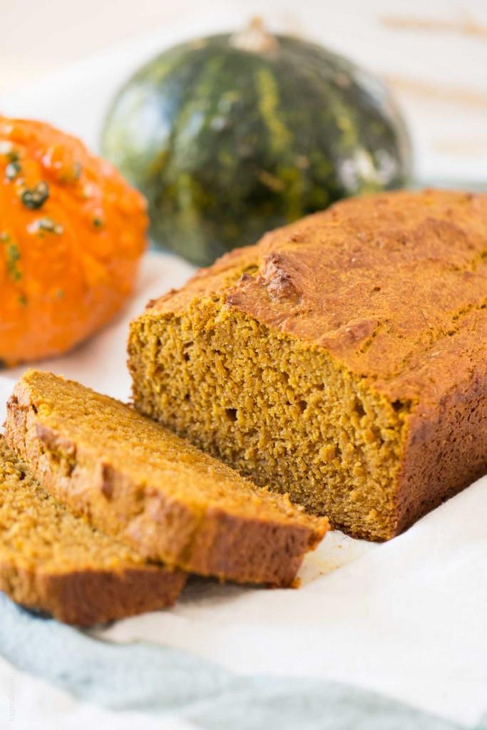 Healthy Pumpkin Bread With Yogurt  Healthy Pumpkin Bread — Tastes Lovely