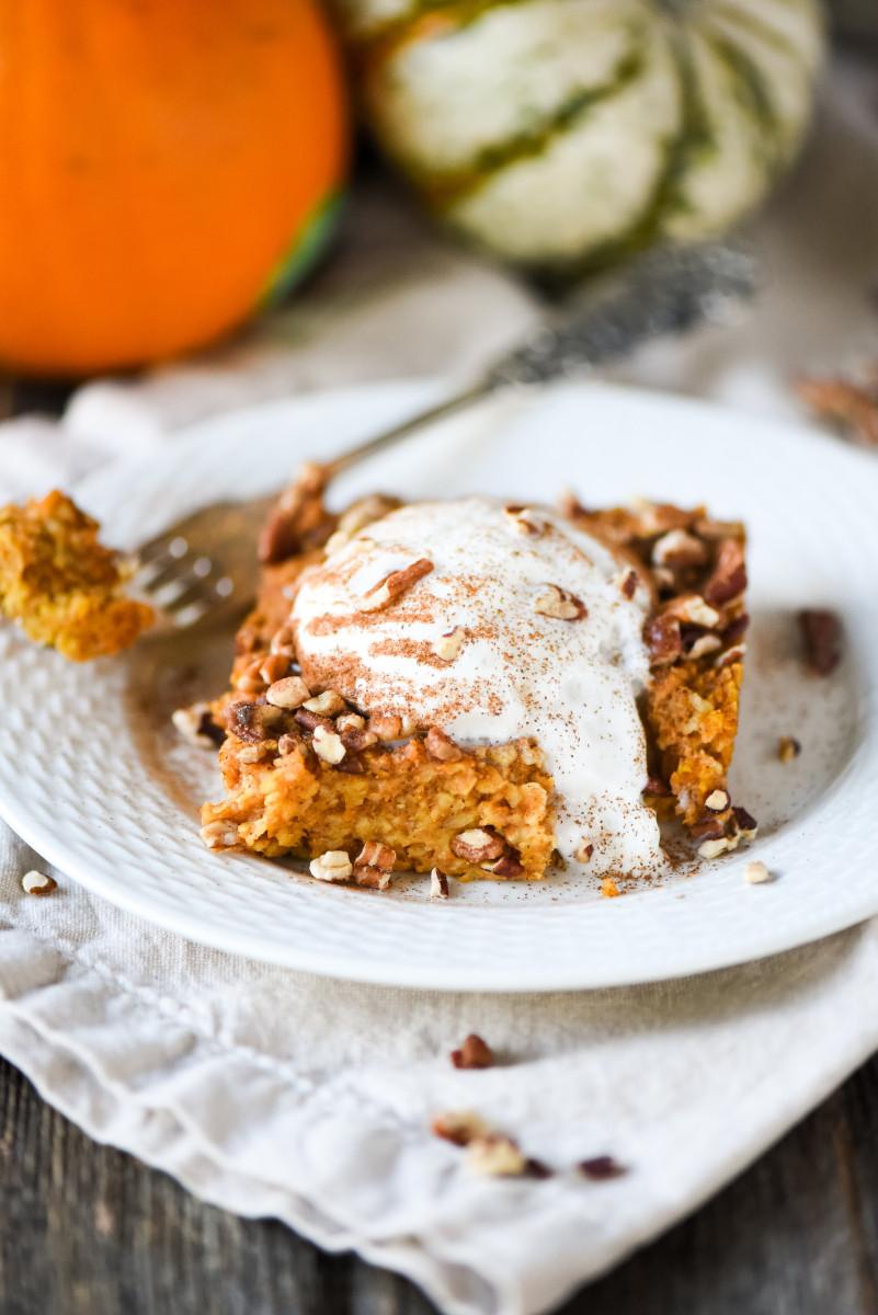 Healthy Pumpkin Breakfast Recipes  20 Healthy Pumpkin Breakfast Recipes