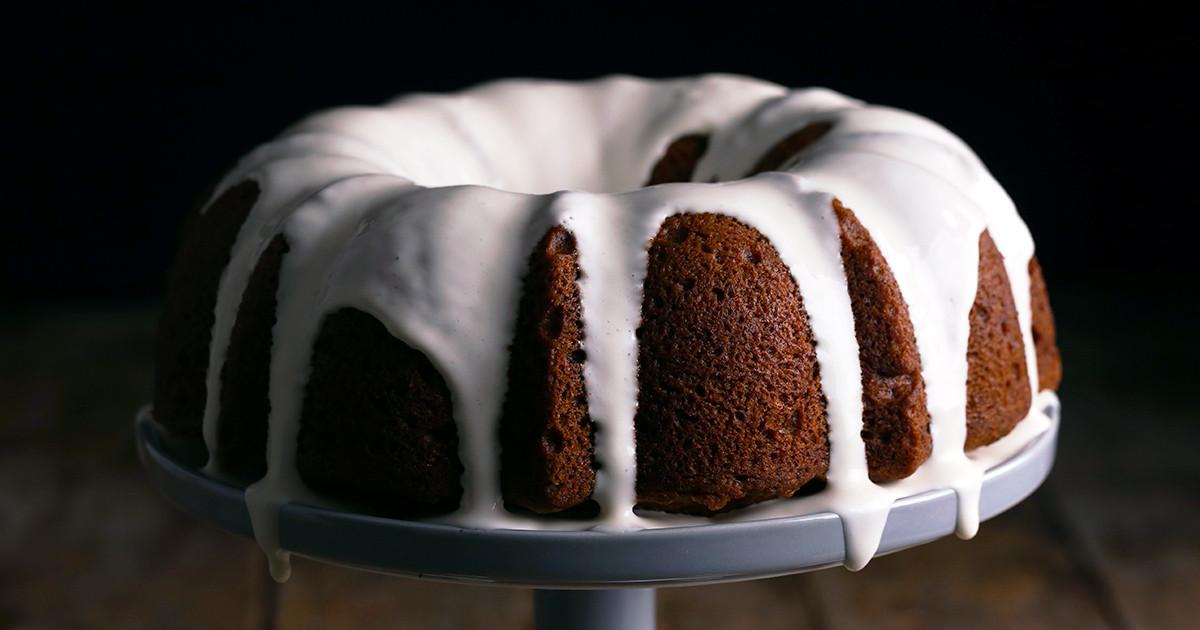 Healthy Pumpkin Bundt Cake  Vegan Pumpkin Bundt Cake Wife Mama Foo