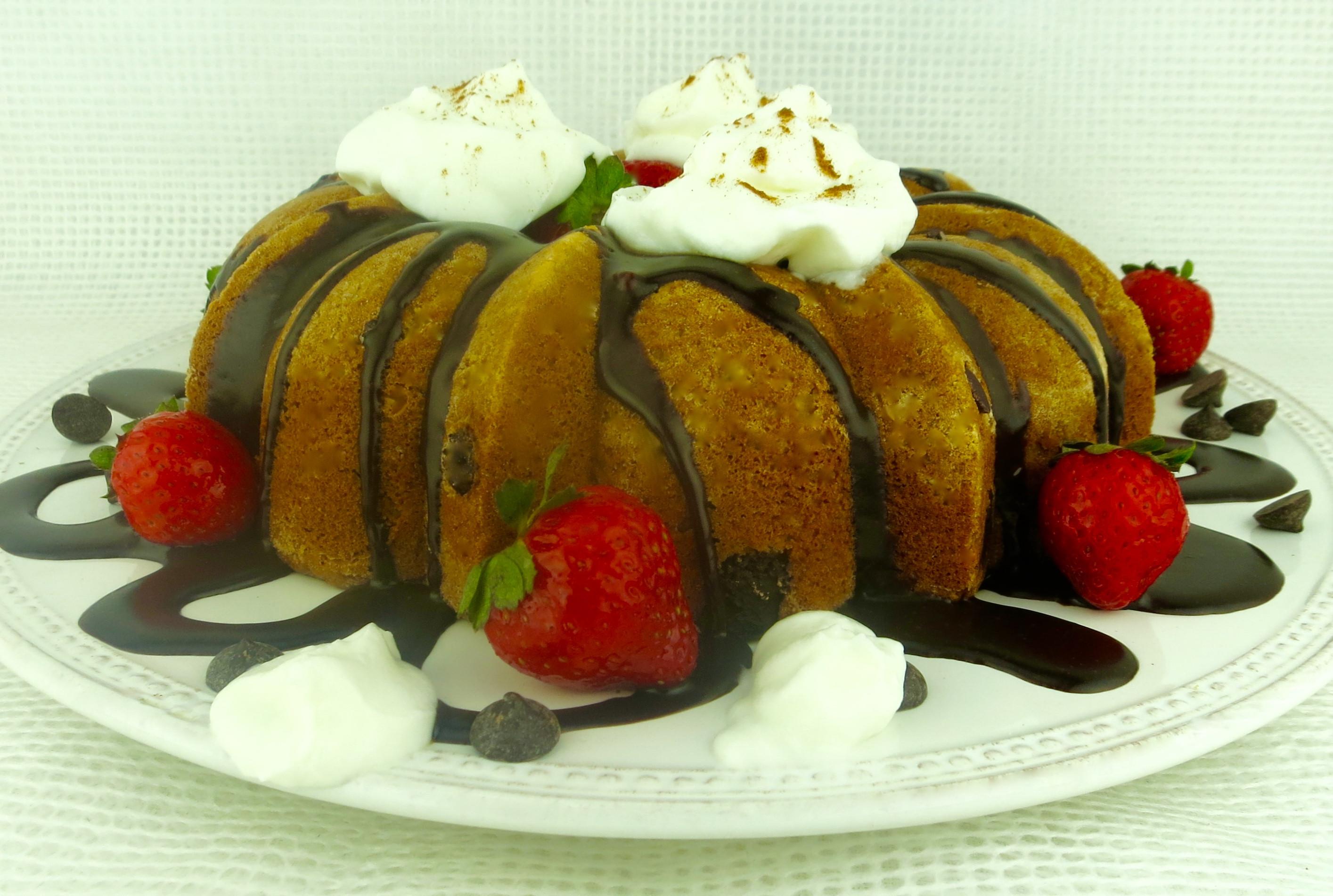 Healthy Pumpkin Bundt Cake  Paleo Pumpkin Chocolate Chip Bundt Cake – Jane s Healthy