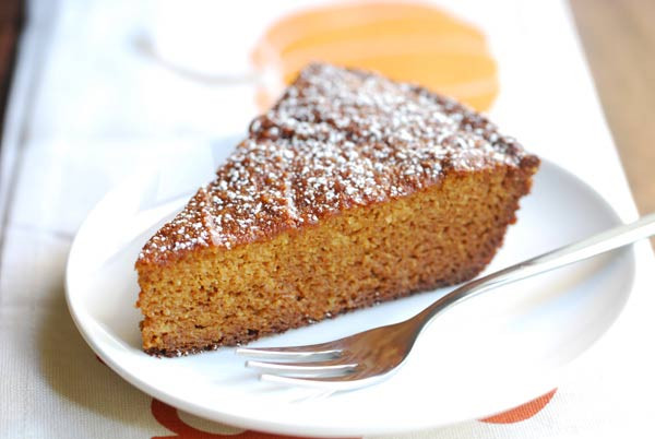 Healthy Pumpkin Cake Recipe  Pumpkin Cake Fluffy and Flavorful