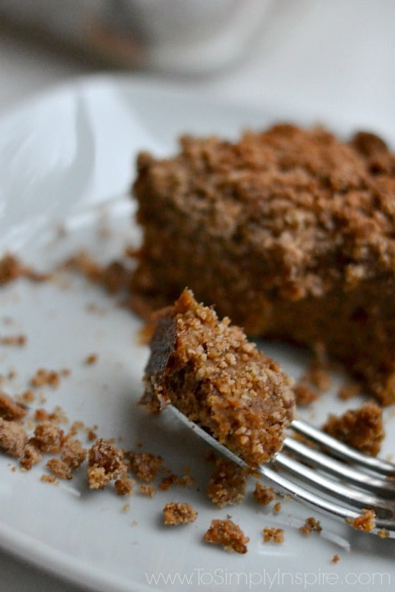 Healthy Pumpkin Cake  Healthy Pumpkin Coffee Cake
