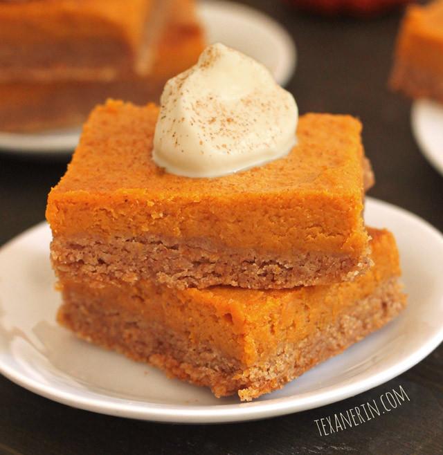 Healthy Pumpkin Chocolate Cake  Whole Grain Gooey Pumpkin Butter Cake Texanerin Baking