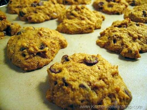 Healthy Pumpkin Cookie Recipes  Healthy Whole Wheat Soft Pumpkin Cookies Recipe
