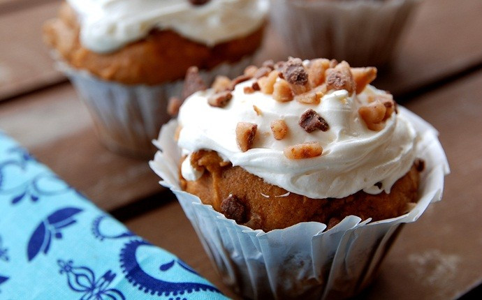 Healthy Pumpkin Cupcakes  17 best healthy pumpkin recipes easy recipes to make at home