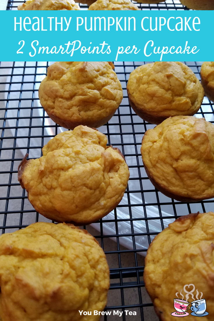 Healthy Pumpkin Cupcakes  Healthy Pumpkin Cupcake Recipe