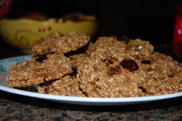 Healthy Pumpkin Oatmeal Cookies  Healthy Pumpkin Oatmeal Cookies Recipe Food