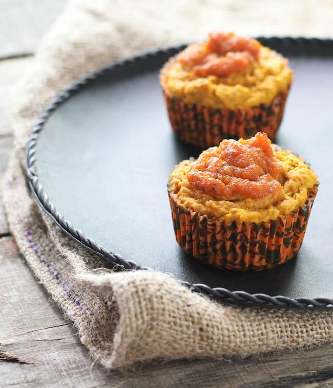 Healthy Pumpkin Pie Filling  Healthy Pumpkin Pie Muffins