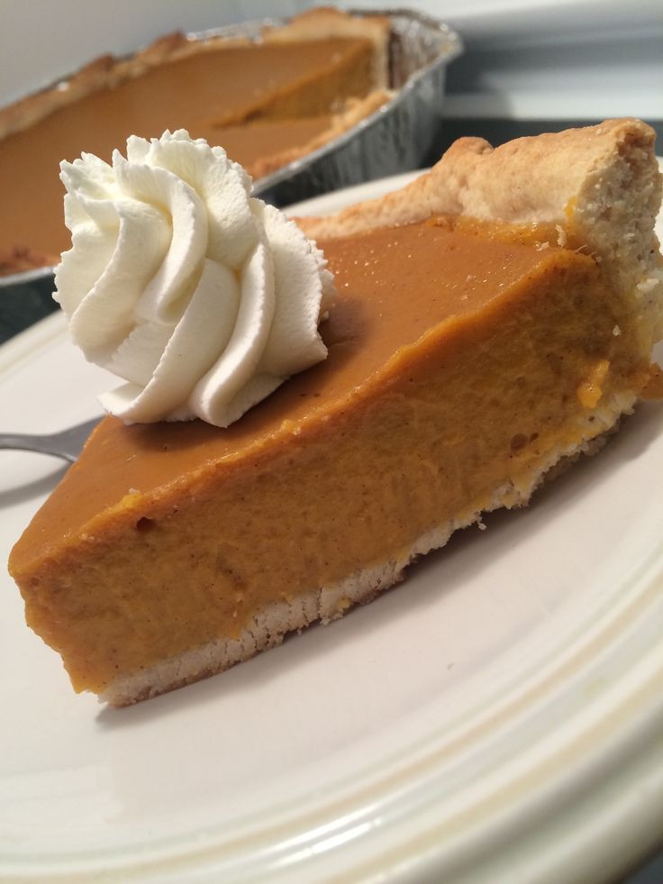 Healthy Pumpkin Pie Recipe From Scratch  How to Make Easy Pumpkin Pie From Scratch