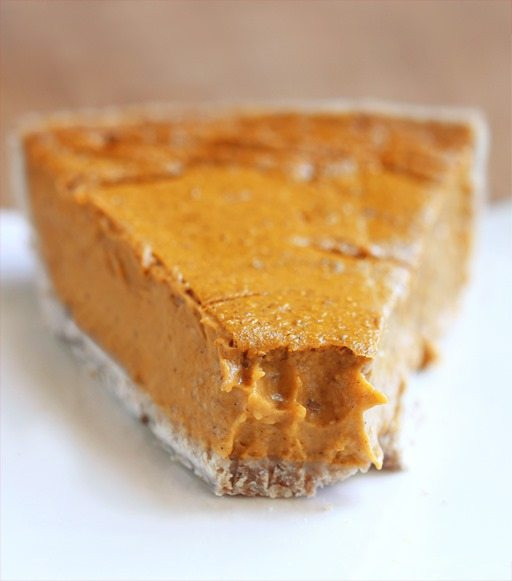 Healthy Pumpkin Pie Recipe  Chocolate Covered Katie – The Healthy Dessert Blog