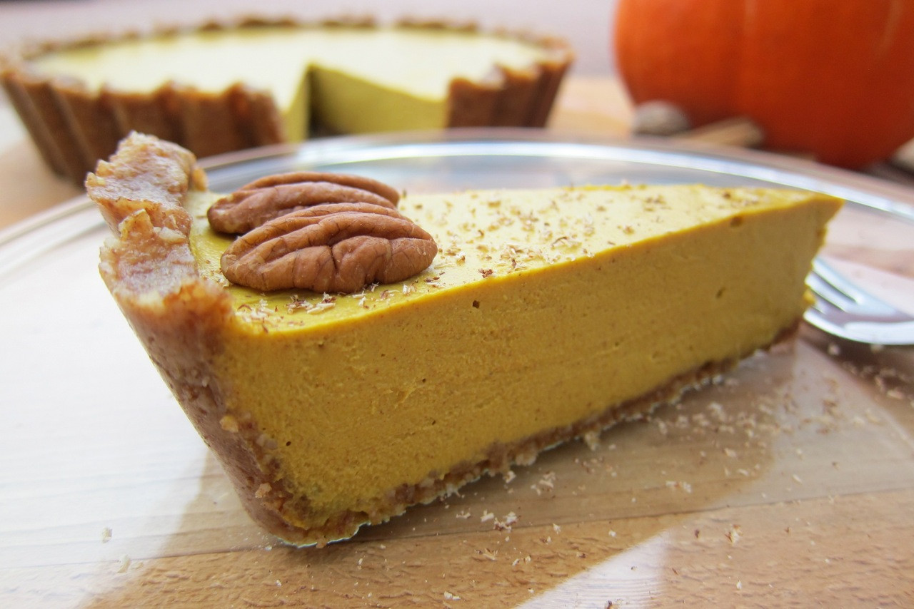 Healthy Pumpkin Pie Recipe  Priscilla's Perfect Pumpkin Pie Recipe