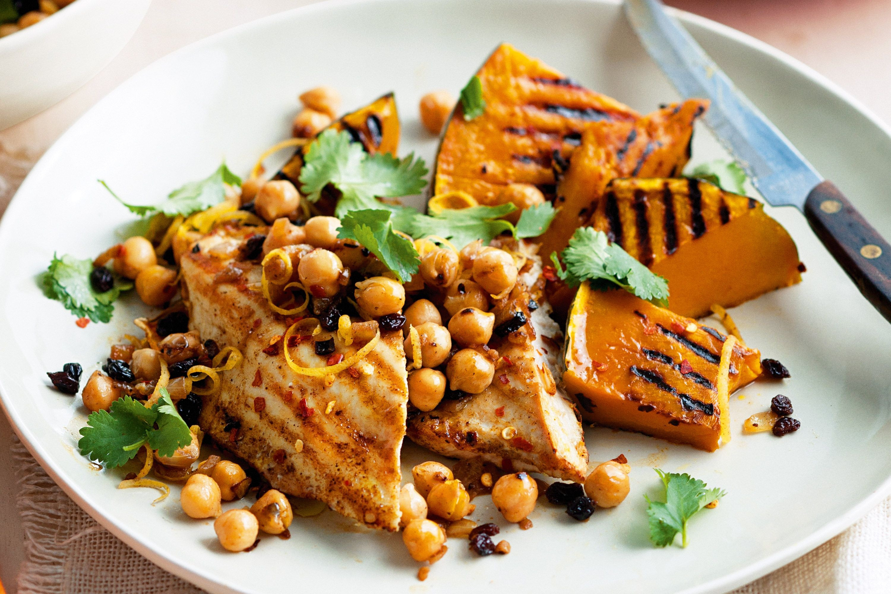 Healthy Pumpkin Recipes Dinner  40 Healthy Chicken Recipes For The Entire Family