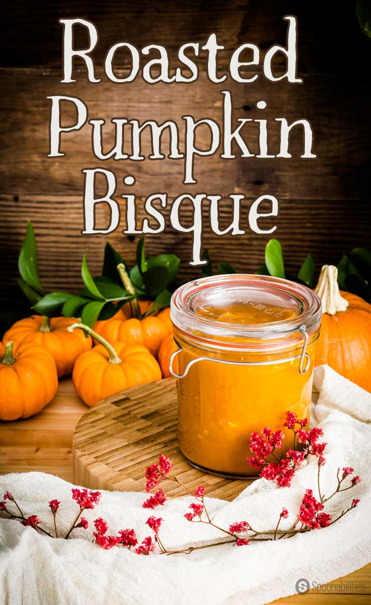 Healthy Pumpkin Recipes Dinner  Roasted Pumpkin Bisque