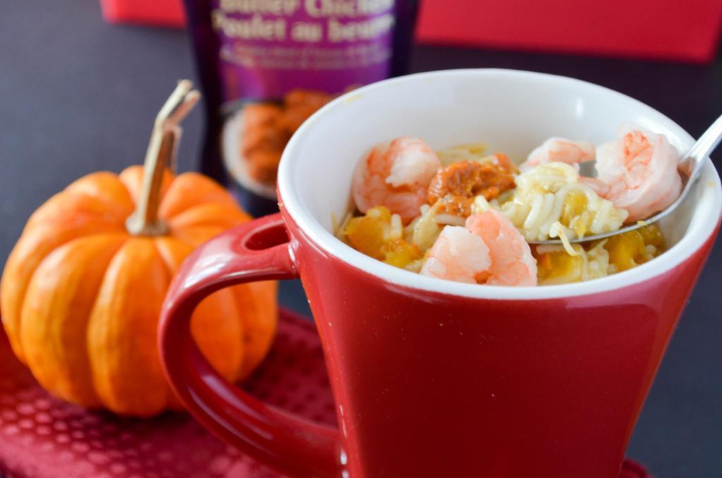 Healthy Pumpkin Recipes Dinner  Easy Healthy Dinner Recipe Shrimp Noodles with Pumpkin