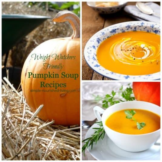Healthy Pumpkin Recipes Easy  8 Skinny Healthy Pumpkin Soup Recipes