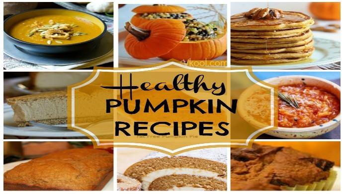 Healthy Pumpkin Recipes Easy  17 best healthy pumpkin recipes easy recipes to make at home