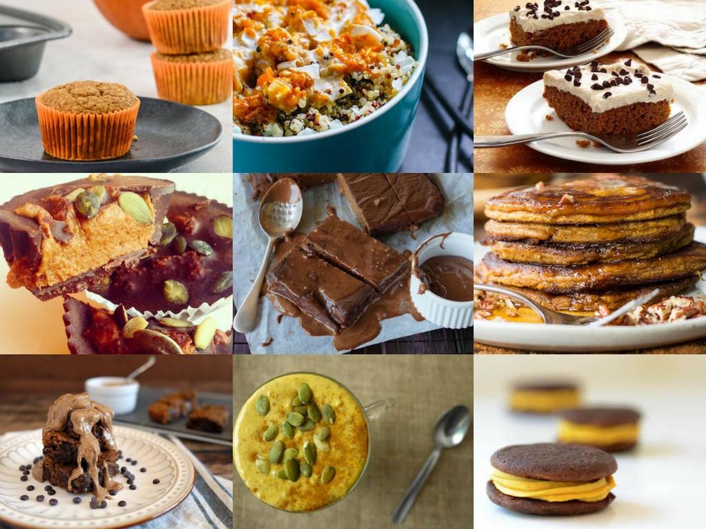 Healthy Pumpkin Recipes  20 Healthy Pumpkin Spice Recipes Happy Body Formula