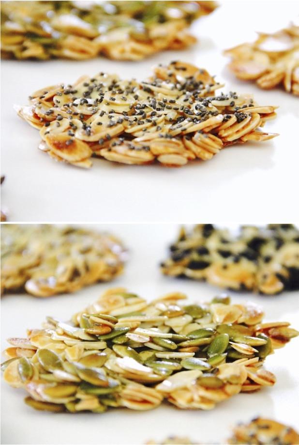 Healthy Pumpkin Seed Recipes  healthy pumpkin seed cookies