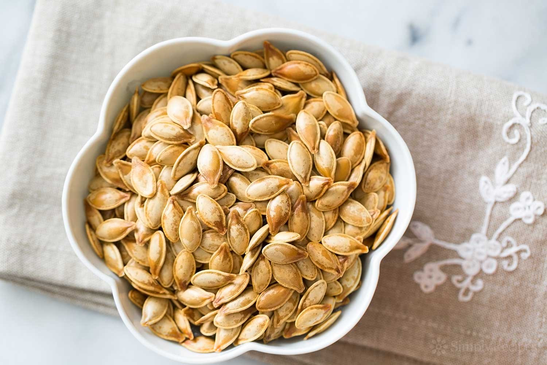 Healthy Pumpkin Seed Recipes  Roasted Pumpkin Seeds Recipe Toasted Pumpkin Seeds