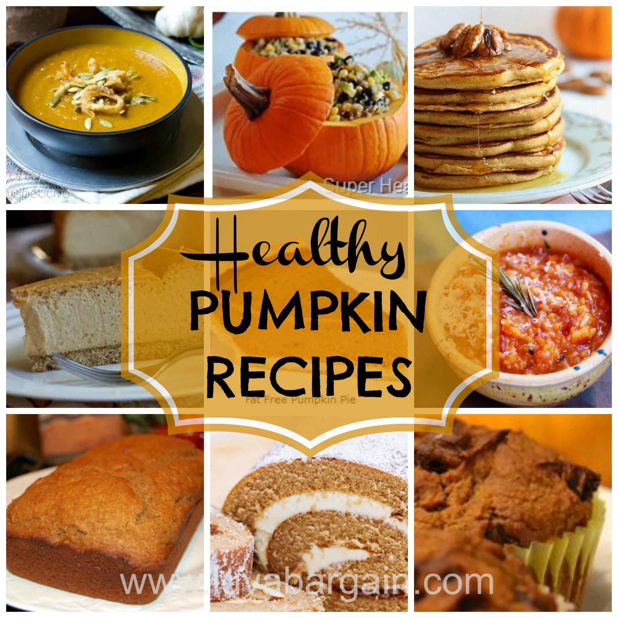 Healthy Pumpkin Seed Recipes  Healthy Pumpkin Recipes