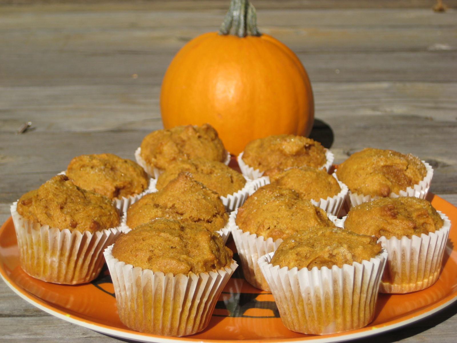 Healthy Pumpkin Snacks  Healthy School Party Snack The Best Pumpkin Mini Muffins