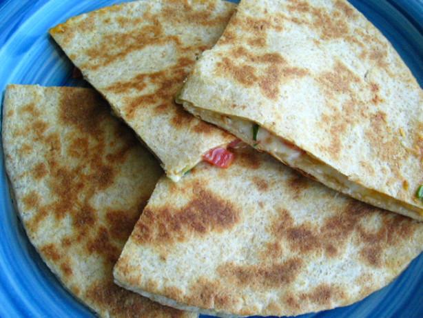 Healthy Quesadillas Recipes  Healthy Quesadillas Recipe Food