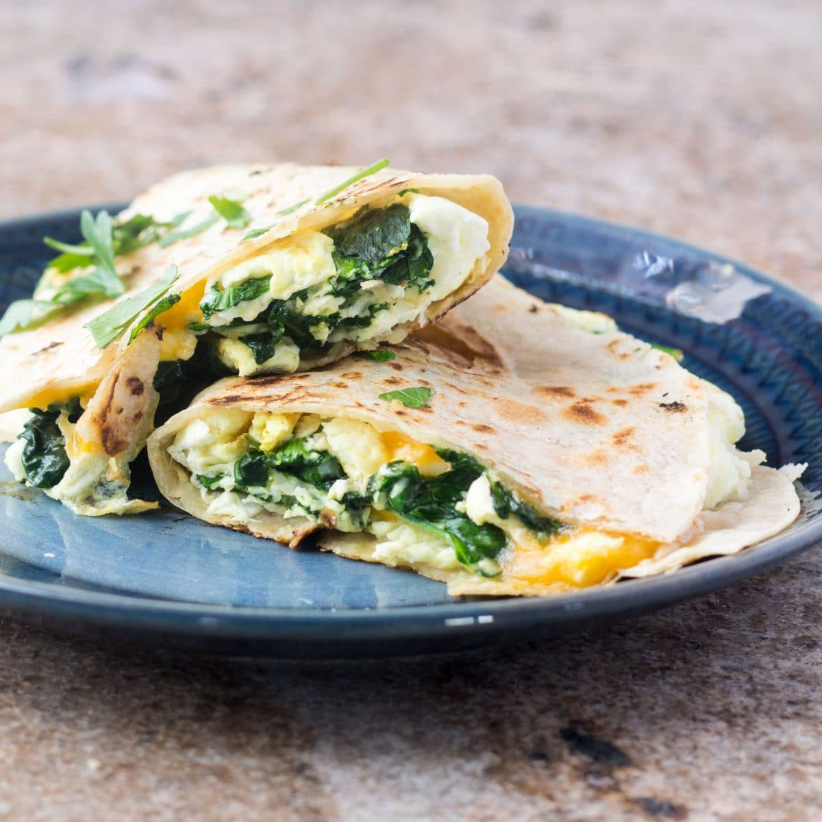Healthy Quesadillas Recipes  Healthy Breakfast Quesadilla Gluten Free Ve arian